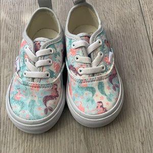 Toddler girls vans